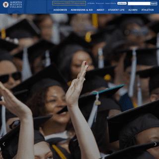 ArchiveBay.com - albertus.edu - Undergraduate and Graduate Degrees at Albertus Magnus College