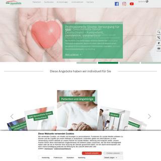 GHD – Gesundheit durch Komplettversorgung