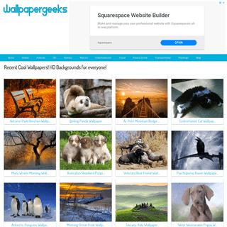 Cool Wallpapers! HD Backgrounds! - WallpaperGeeks.com
