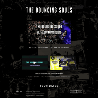 ArchiveBay.com - bouncingsouls.com - The Bouncing Souls