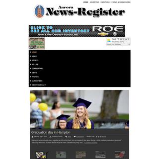 Aurora News-Register -
