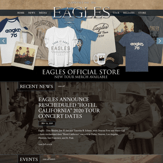 Eagles - Official Site