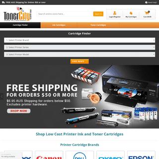 Discount Printer Ink Cartridges, Laser Toner & Inkjet Printer Cartridge - Toner City
