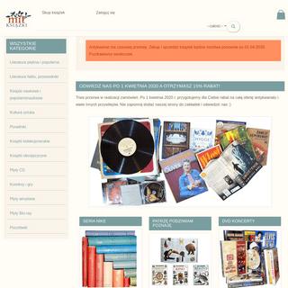 Antykwariat MIT - książki - muzyka I grafiki - skup i sprzedaż