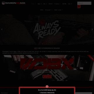 Homepage - Diamondback Firearms