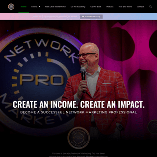 Network Marketing Pro - Eric Worre - Go Pro- 7 Steps to Becoming a Network Marketing Professional
