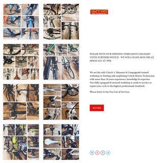 Crazy Horse Bike Workshop-Crazy Horse Bikes - Balham High Road London SW17 7BD