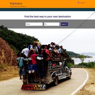 Viamoro - Travel Smart, Pay Minimum