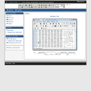 WinPic800 – Free Sofware Programador de Microcontroladores