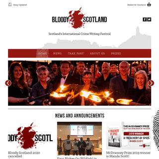 Home - Bloody Scotland