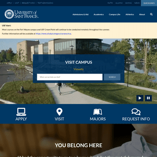 University of Saint Francis - Fort Wayne