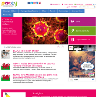 ArchiveBay.com - pacey.org.uk - Professional Association for Childcare and Early Years - PACEY