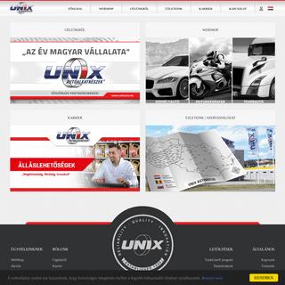 Autóalkatrészek - Unix Autó