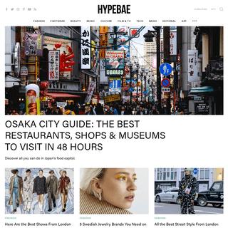 HYPEBAE - Fashion, Streetwear, Sneakers, Beauty for Women