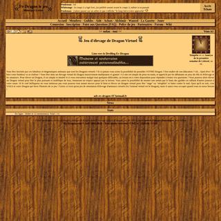 ArchiveBay.com - ev-dragon.com - Elevage de Dragon, Elever un Dragon