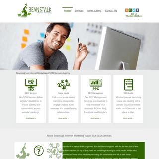 SEO & Internet Marketing Services - Beanstalk