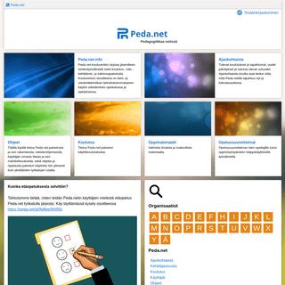 Peda.net