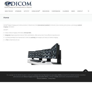 ArchiveBay.com - dicomstandard.org - DICOM Standard