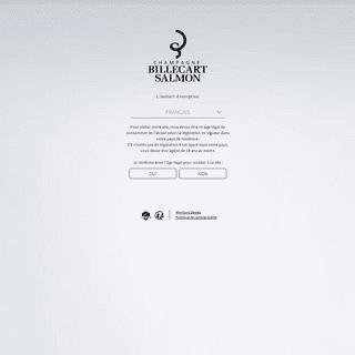 Champagne Billecart-Salmon- Maison Familiale fondée en 1818 - Site Officiel