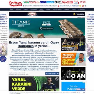 Ankaragücü Fenerbahçe maçında Garry Rodrigues yerine Deniz Türüç oynayacak