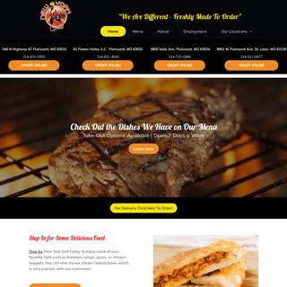 New York Grill I Restaurant - Florissant, MO