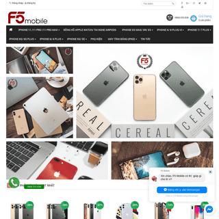F5 Mobile - Khách hàng là người thân!