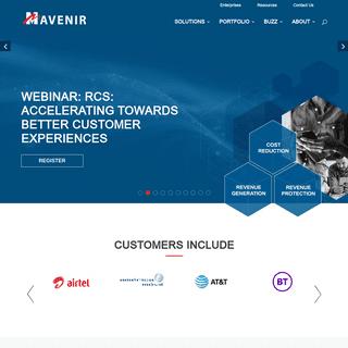 Mavenir - Transforming Mobile Network Economics