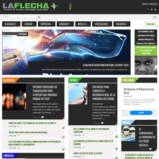 LaFlecha - Tu Diario de Ciencia y Tecnología