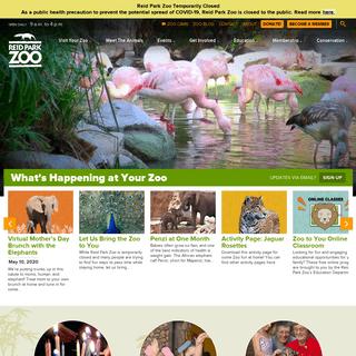 Reid Park Zoo - Tucson, Arizona