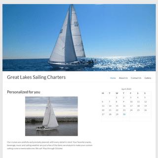 Great Lakes Sailing Charters