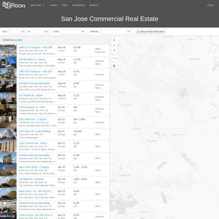 San Jose Commercial Real Estate - 42Floors