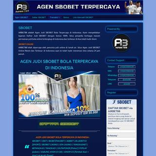 ArchiveBay.com - airbet88.co - Agen Judi Bola Sbobet Terpercaya di Indonesia ⋆ AIRBET88
