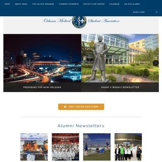 Ochsner Medical Student Association