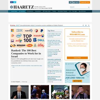Haaretz - Israel News - Haaretz.com