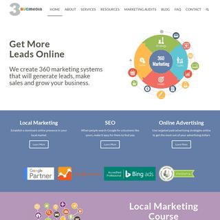 Local SEO Company Charlotte, NC - Marketing - 3Bug Media