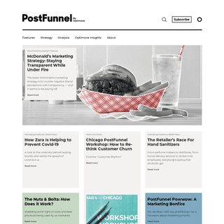 PostFunnel - Customer retention top trends, analysis and news
