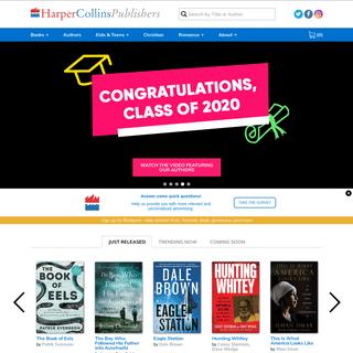 ArchiveBay.com - hc.com - HarperCollins Publishers- World-Leading Book Publisher