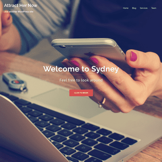 Attract Her Now - Just another WordPress site