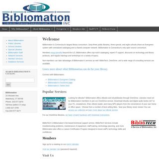 Bibliomation