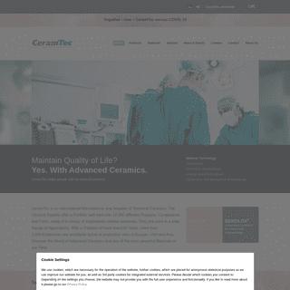 ArchiveBay.com - ceramtec.com - CeramTec – The Ceramic Experts