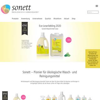 Sonett - Willkommen