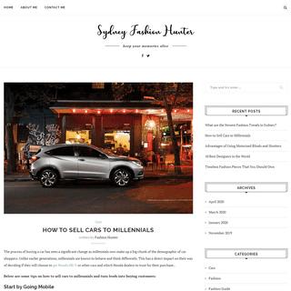 ArchiveBay.com - sydneyfashionhunter.com - Sydney Fashion Hunter – A Travel & Lifestyle Blog