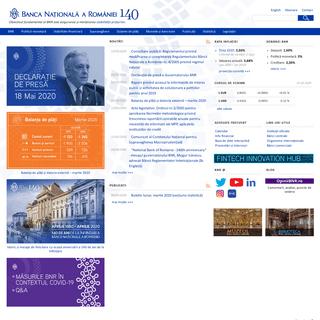 Banca Naţională a României (http---www.bnr.ro)