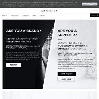 HomePage - BSAMPLY