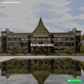 Pemerintah Kabupaten Kampar