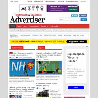 East London News, Entertainment and Sport - East London Advertiser