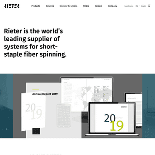Rieter – Market Leader in Global Competition