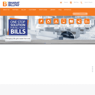 BBPS - Homepage