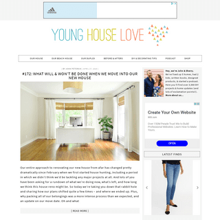 Young House Love - DIY Home Decorating Projects, Tutorials, & Shenanigans
