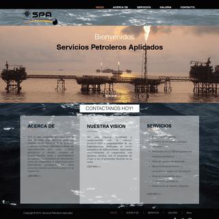 Servicios Petroleros Aplicados